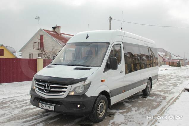 Mercedes-Benz Sprinter 313, 2014 г.