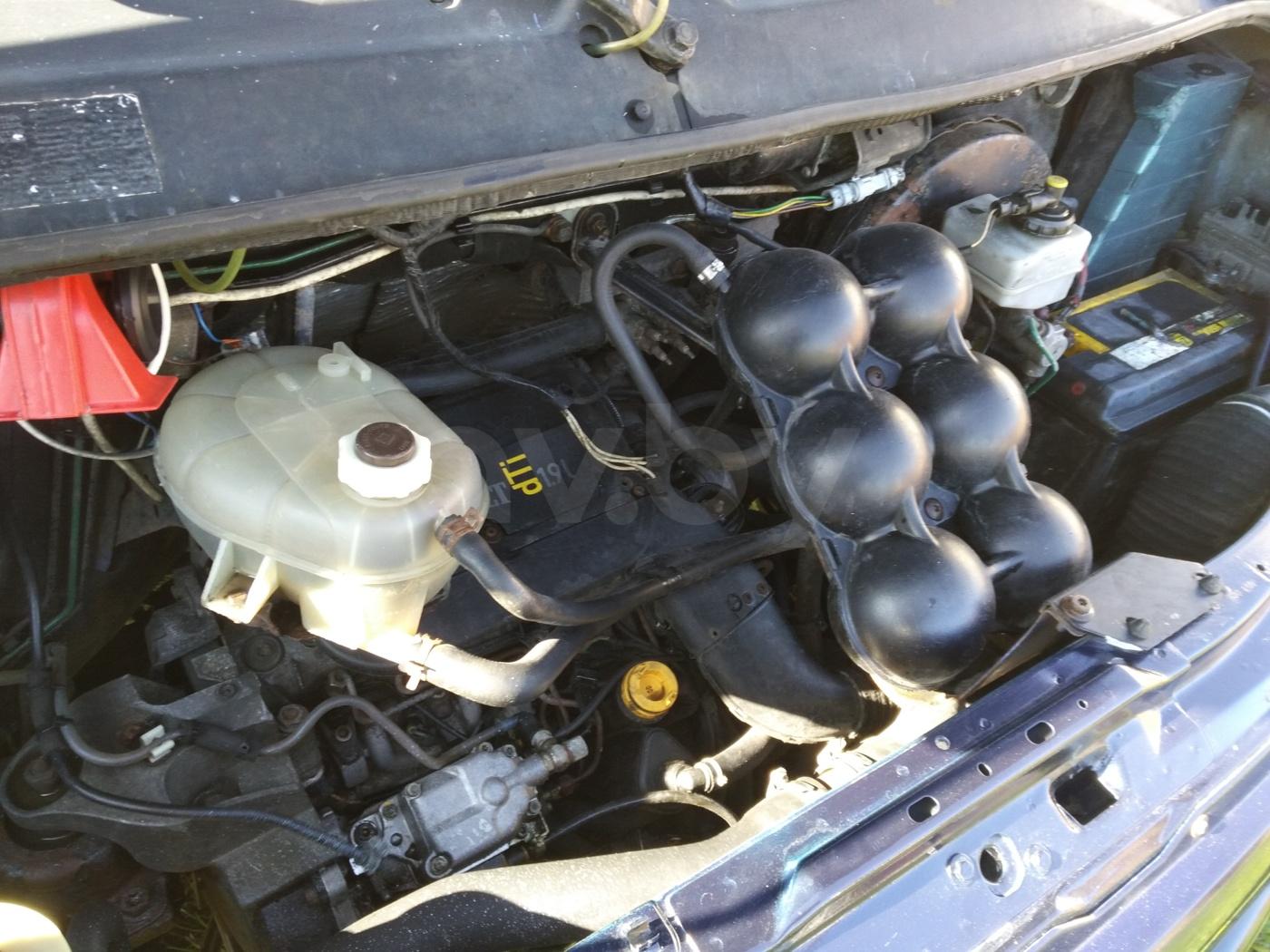 Renault Master 2, 2001 г.