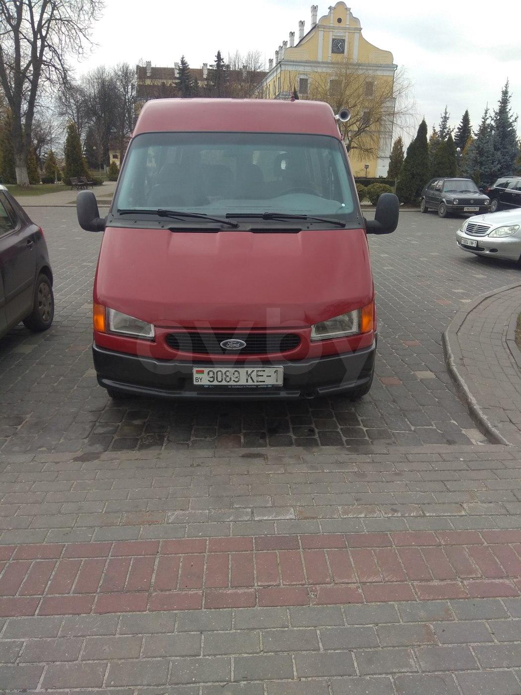 Ford Transit, 1998 г.