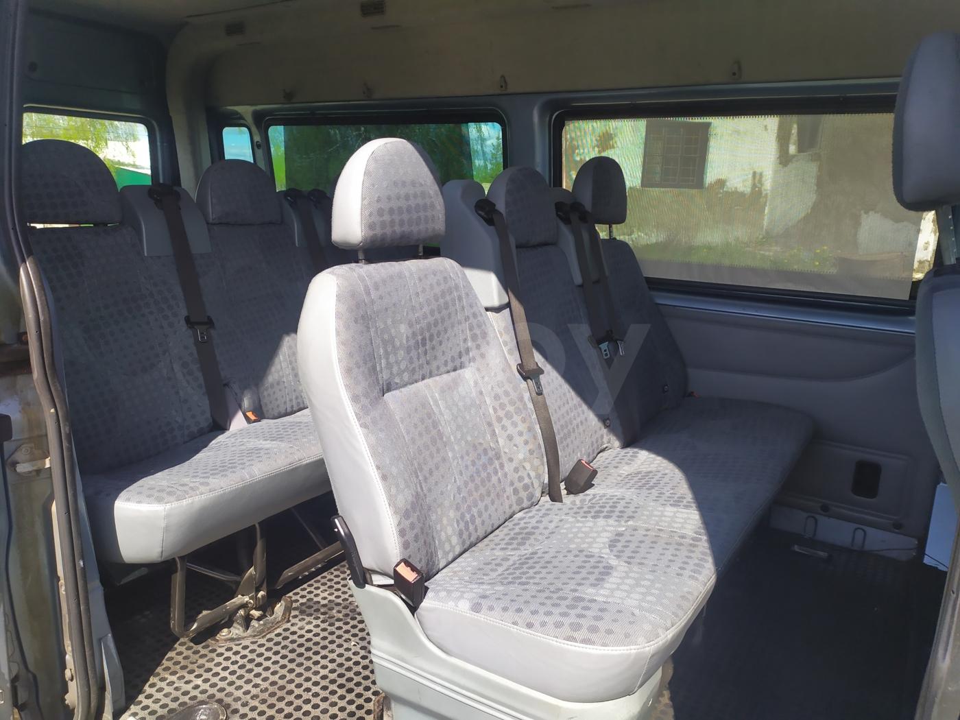 Ford Transit L3H2, 2006 г.