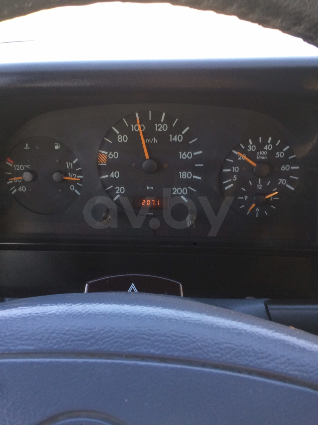 Mercedes-Benz Sprinter, 1998 г.