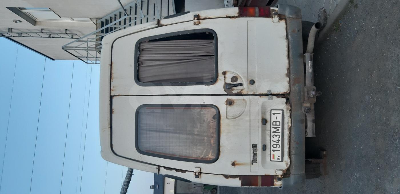 Ford Transit Легковой фургон, 1998 г.