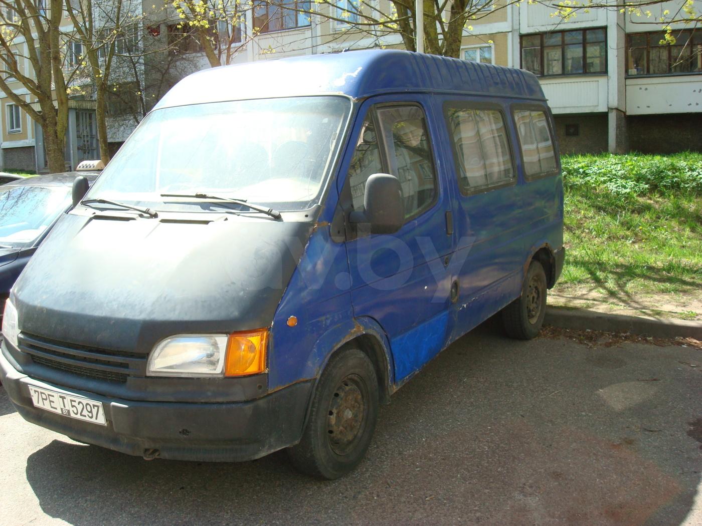 Ford Transit, 1997 г.