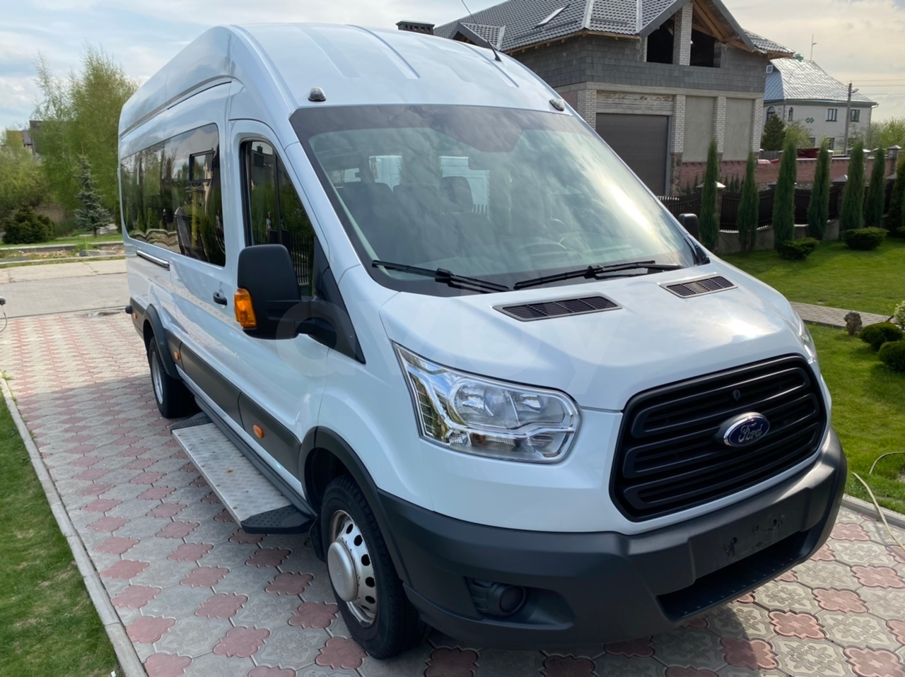 Ford Transit, 2015 г.