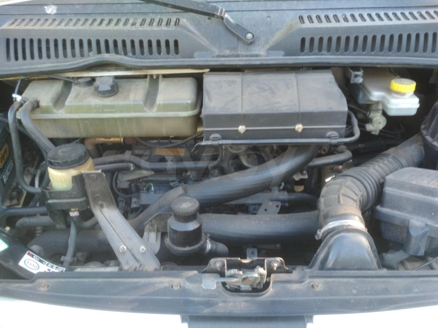 Peugeot Boxer, 2005 г.