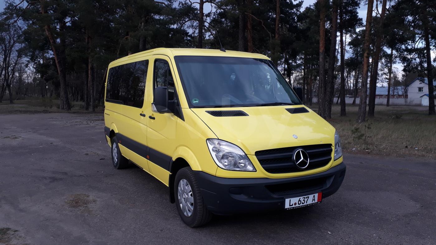 Mercedes-Benz Sprinter 315 cdi, 2011 г.
