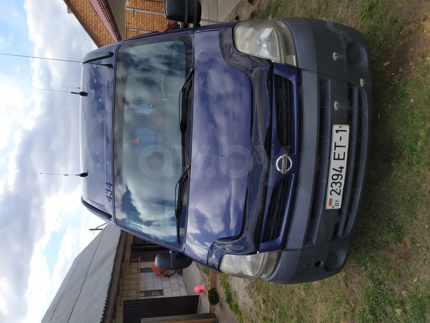 Renault Master, 2004 г.