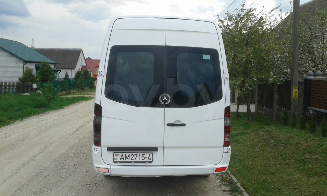 Mercedes-Benz Sprinter автобус, 2009 г.