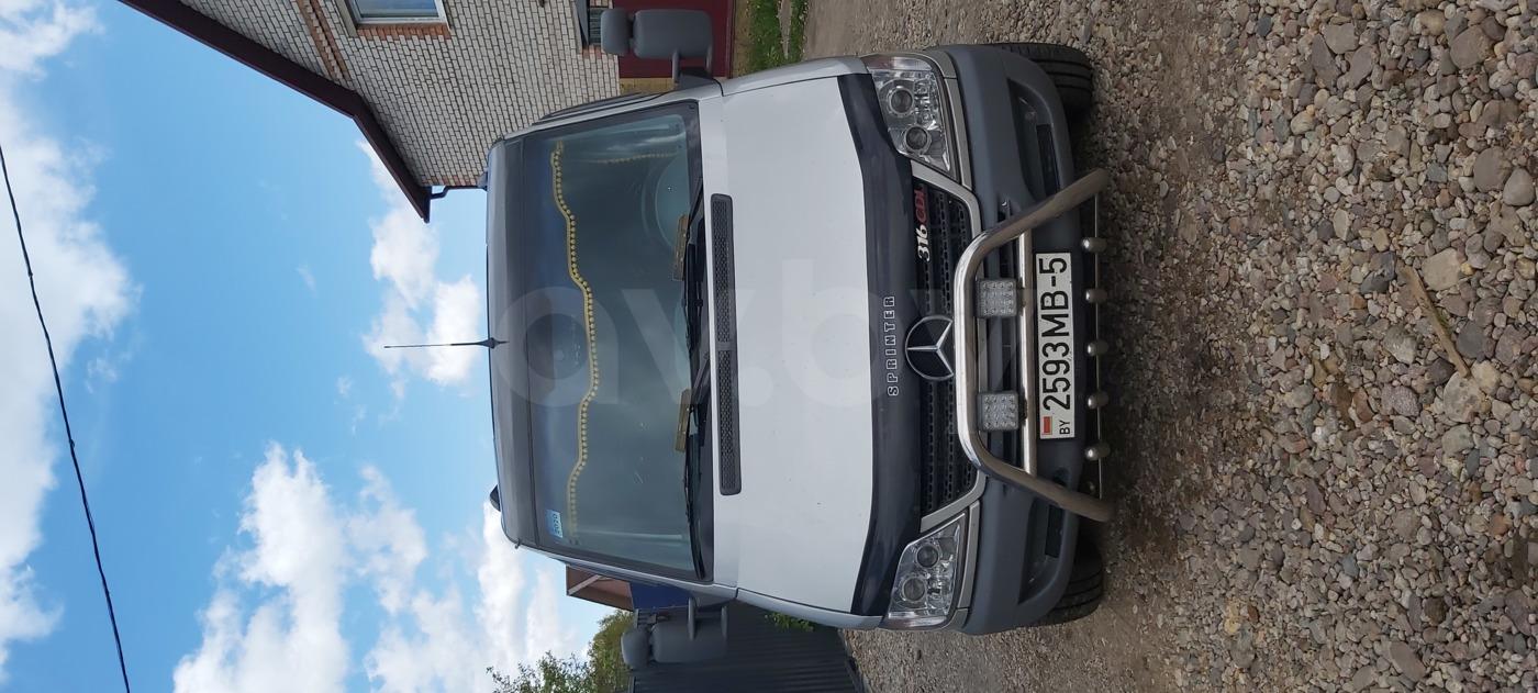 Mercedes-Benz Sprinter 316CDI, 2003 г.