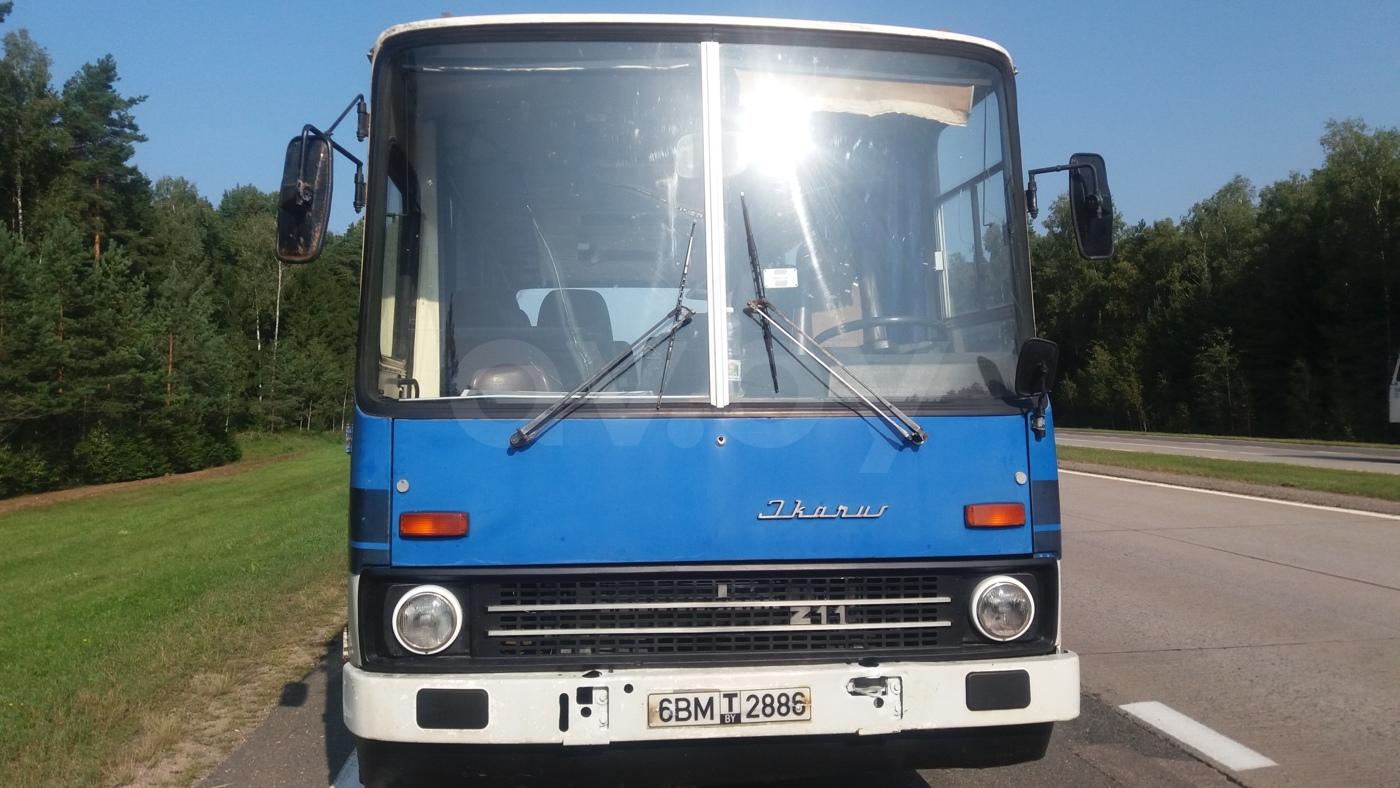 Ikarus 211 211, 1988 г.