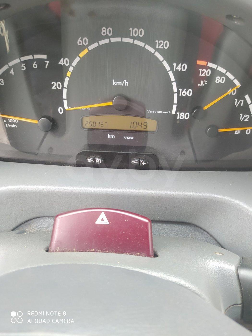 Mercedes-Benz Sprinter 211, 2005 г.