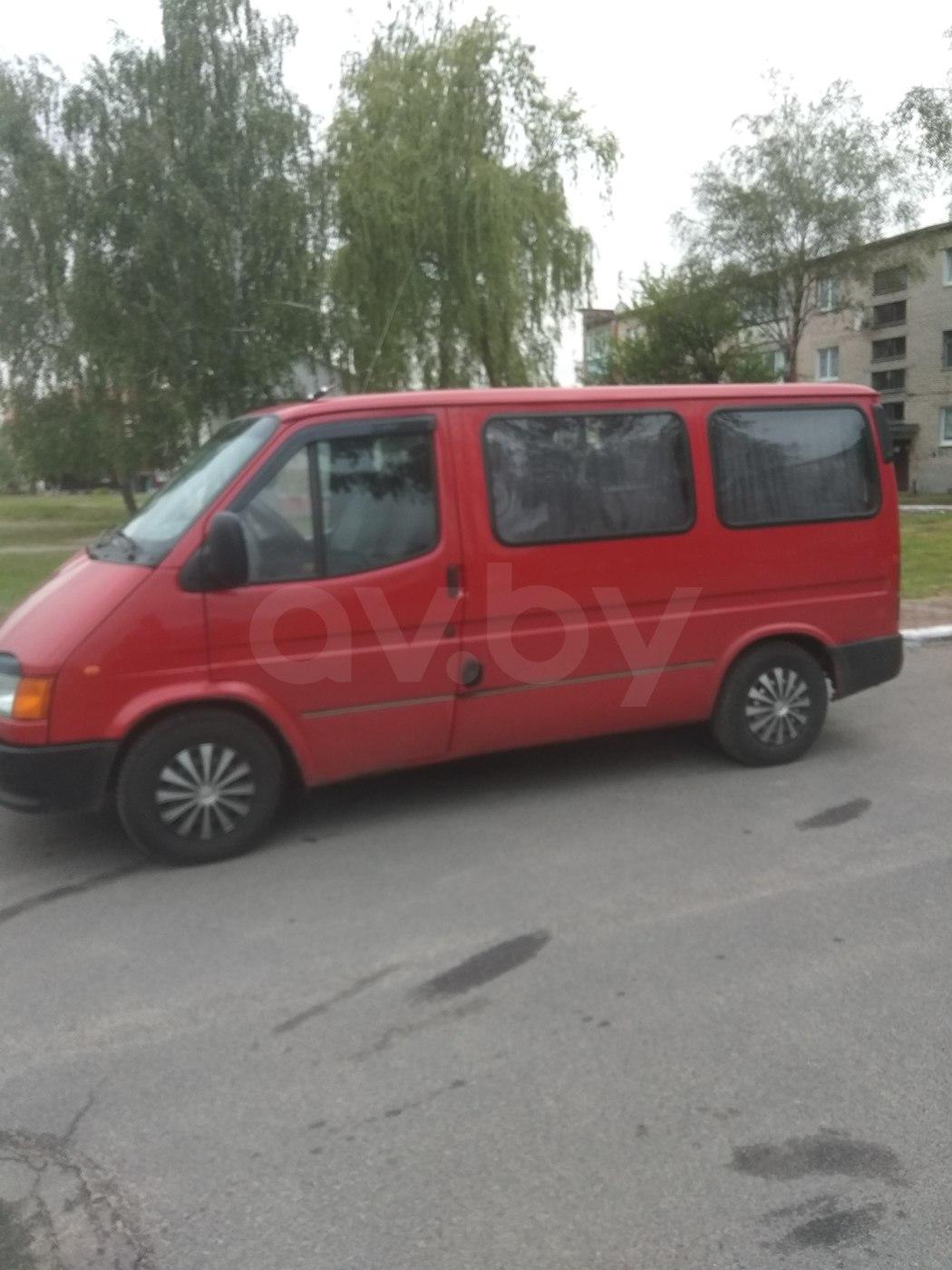Ford Transit легковой вагон, 1999 г.