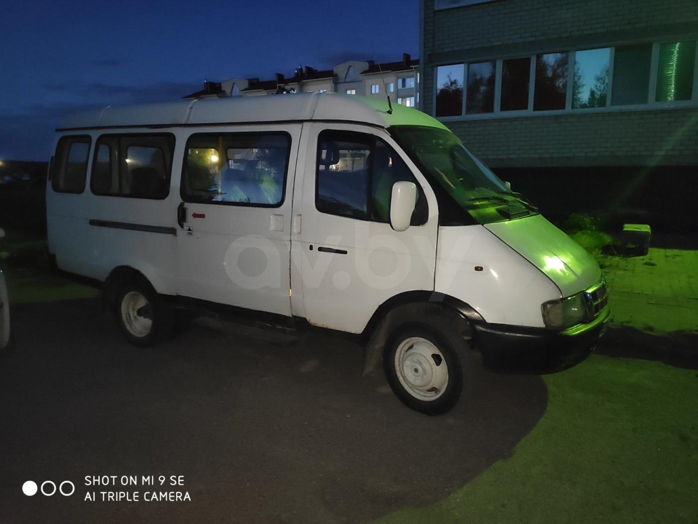 ГАЗ 3221, 2000 г.