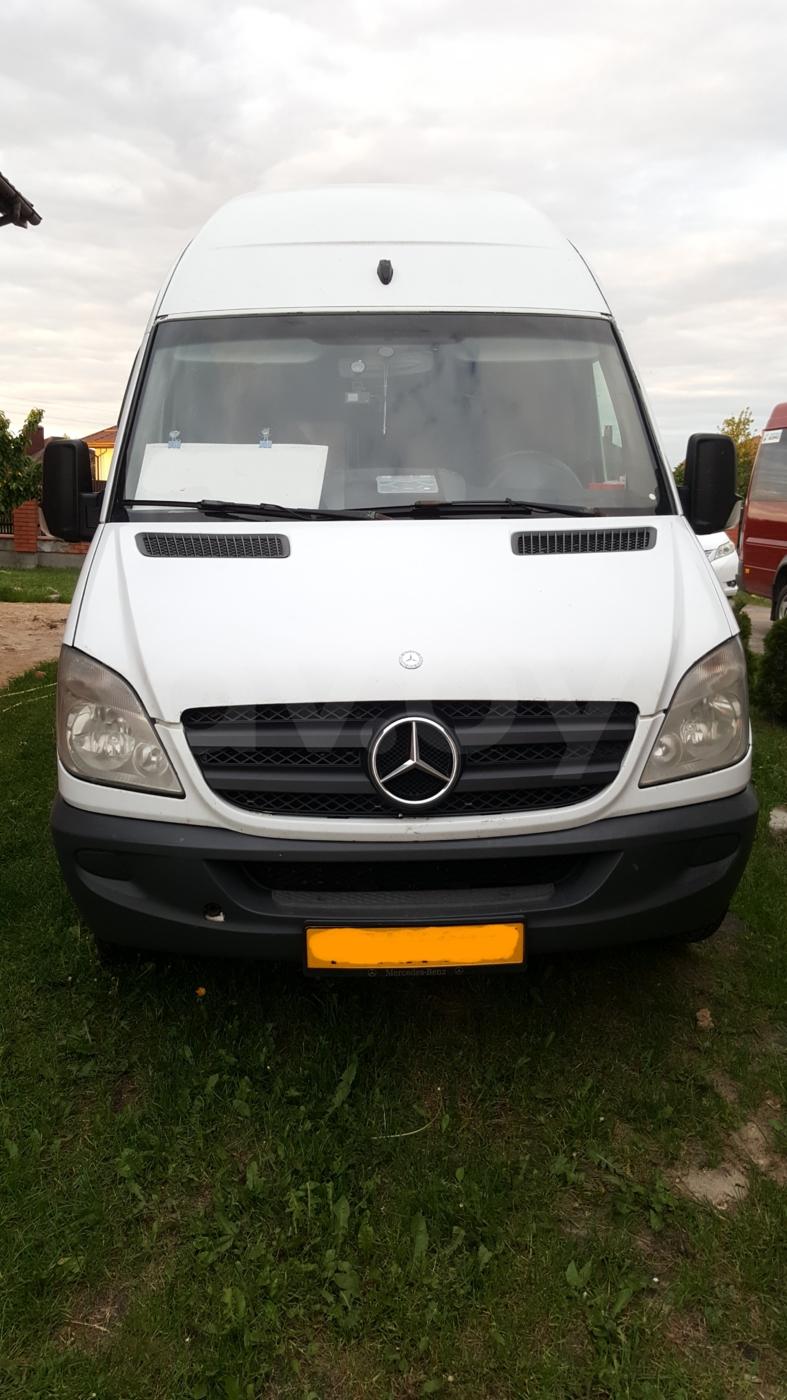 Mercedes-Benz Sprinter 313 CDI, 2010 г.