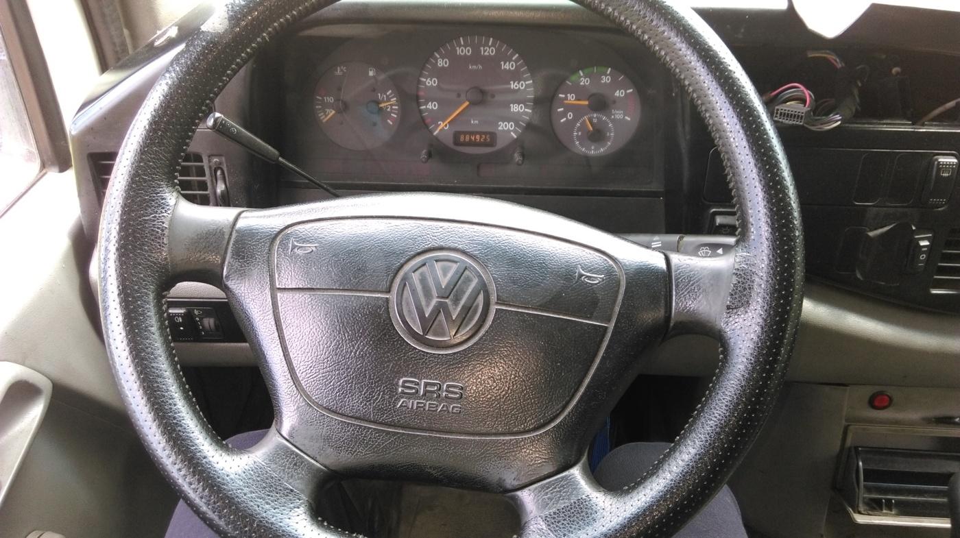 Volkswagen LT, 2001 г.