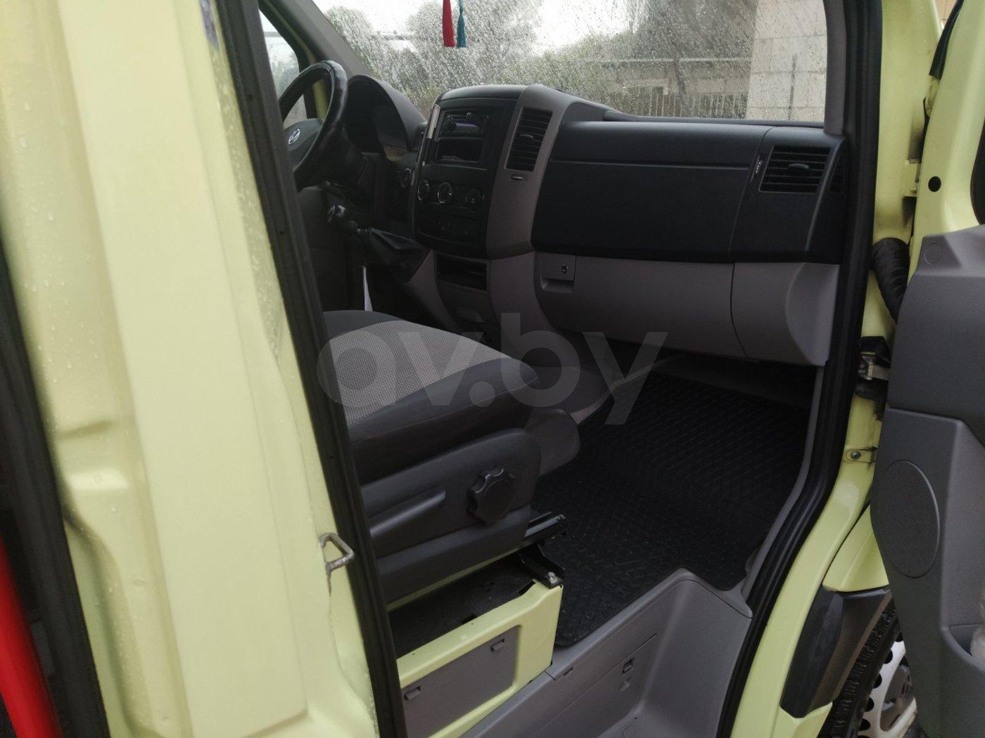 Volkswagen Crafter Декабрь12, 2012 г.