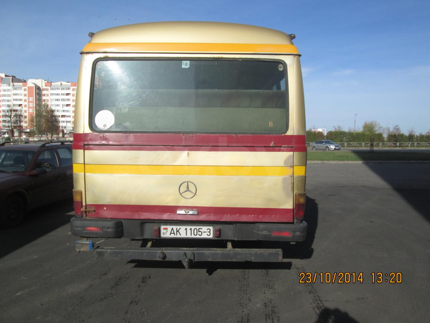 Mercedes-Benz O-series (O302-O407), 2000 г.