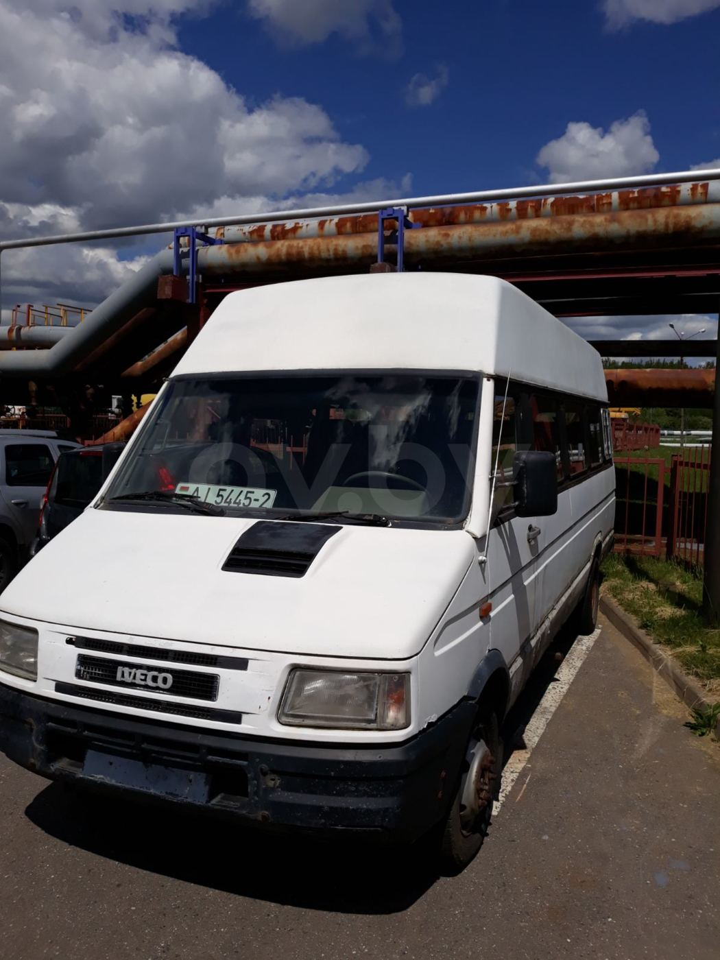 Iveco Daily 49.10, 1993 г.