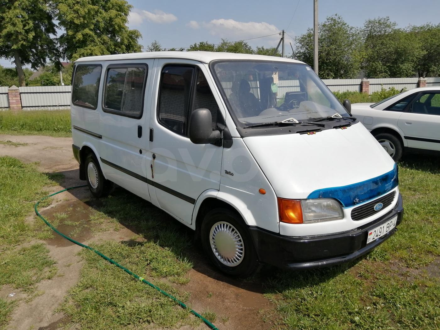 Ford Transit Tourneo, 1996 г.