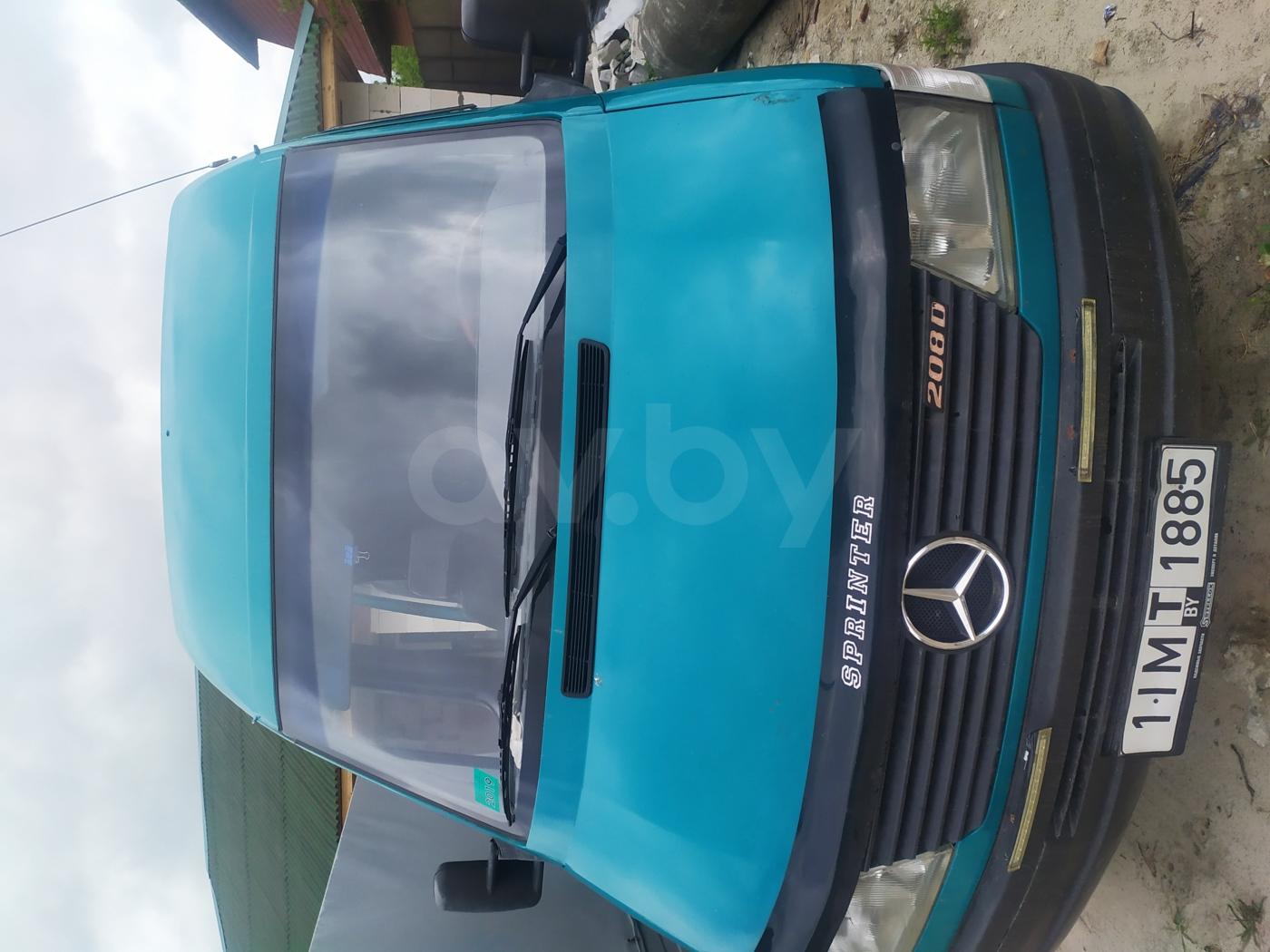 Mercedes-Benz Sprinter 208D, 1996 г.
