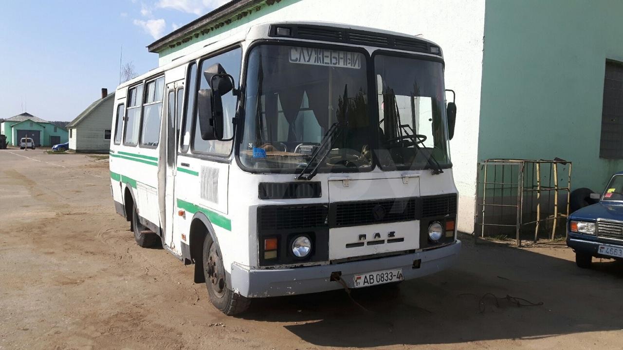 ПАЗ 3205, 2002 г.