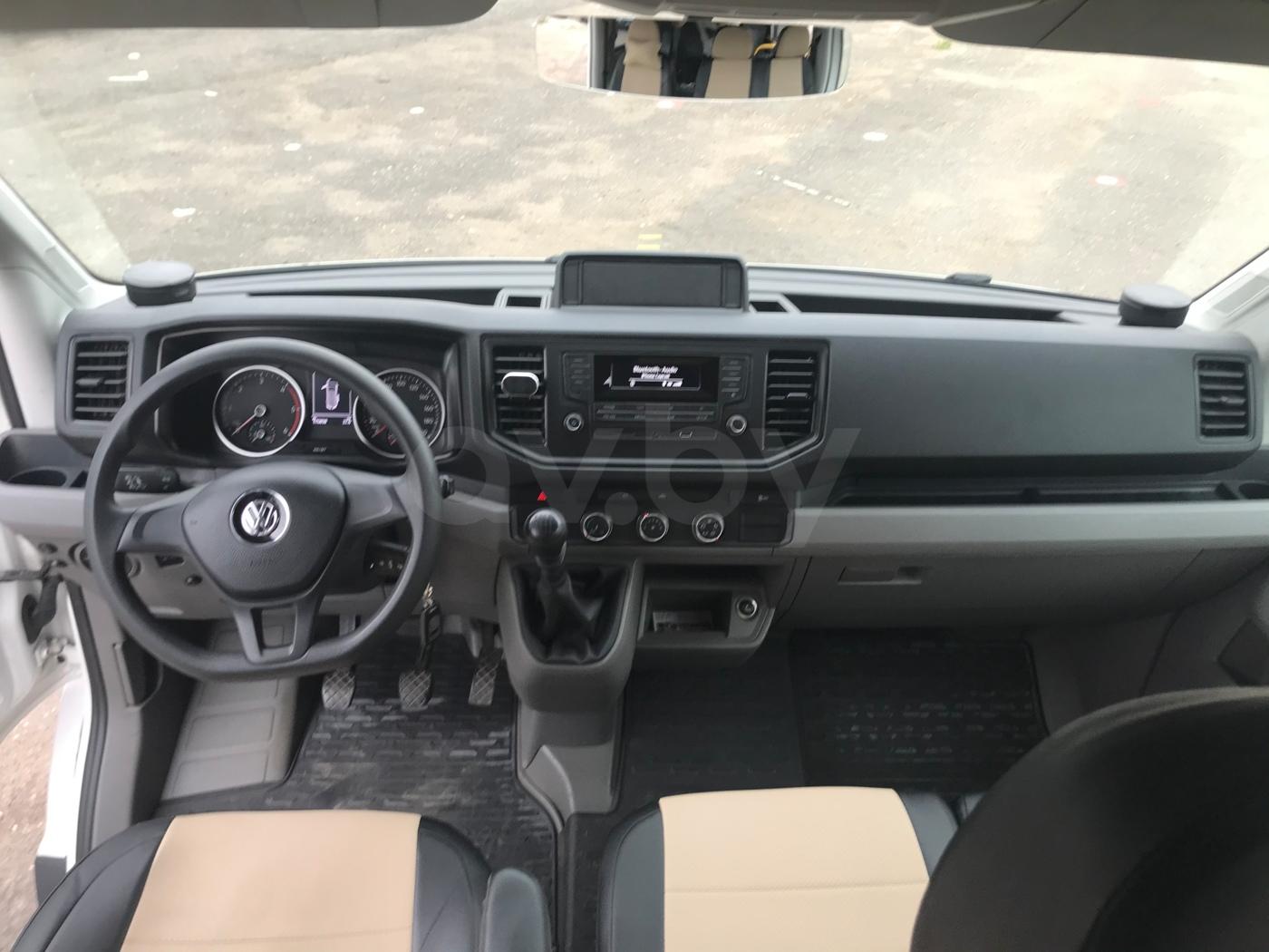 Volkswagen Crafter, 2019 г.