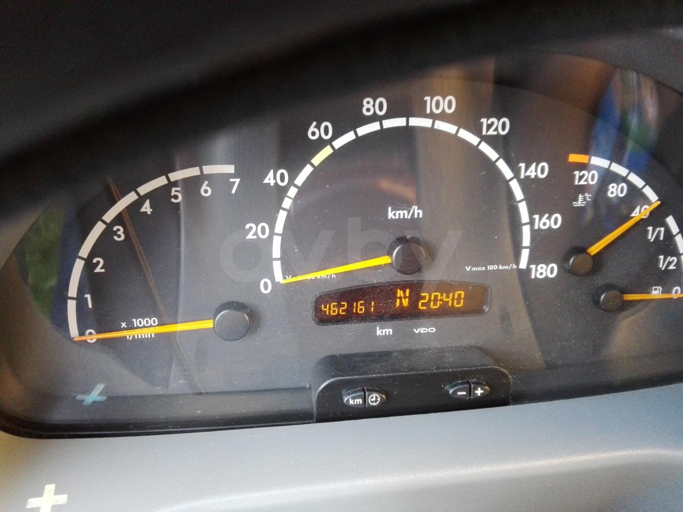 Mercedes-Benz Sprinter 211 CDI, 2001 г.