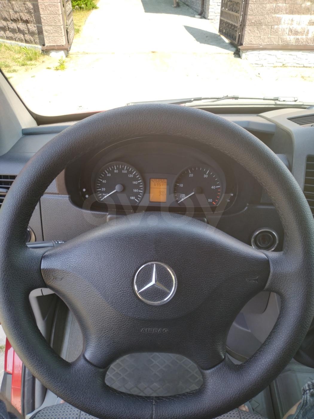 Mercedes-Benz Sprinter 311 cdi, 2007 г.