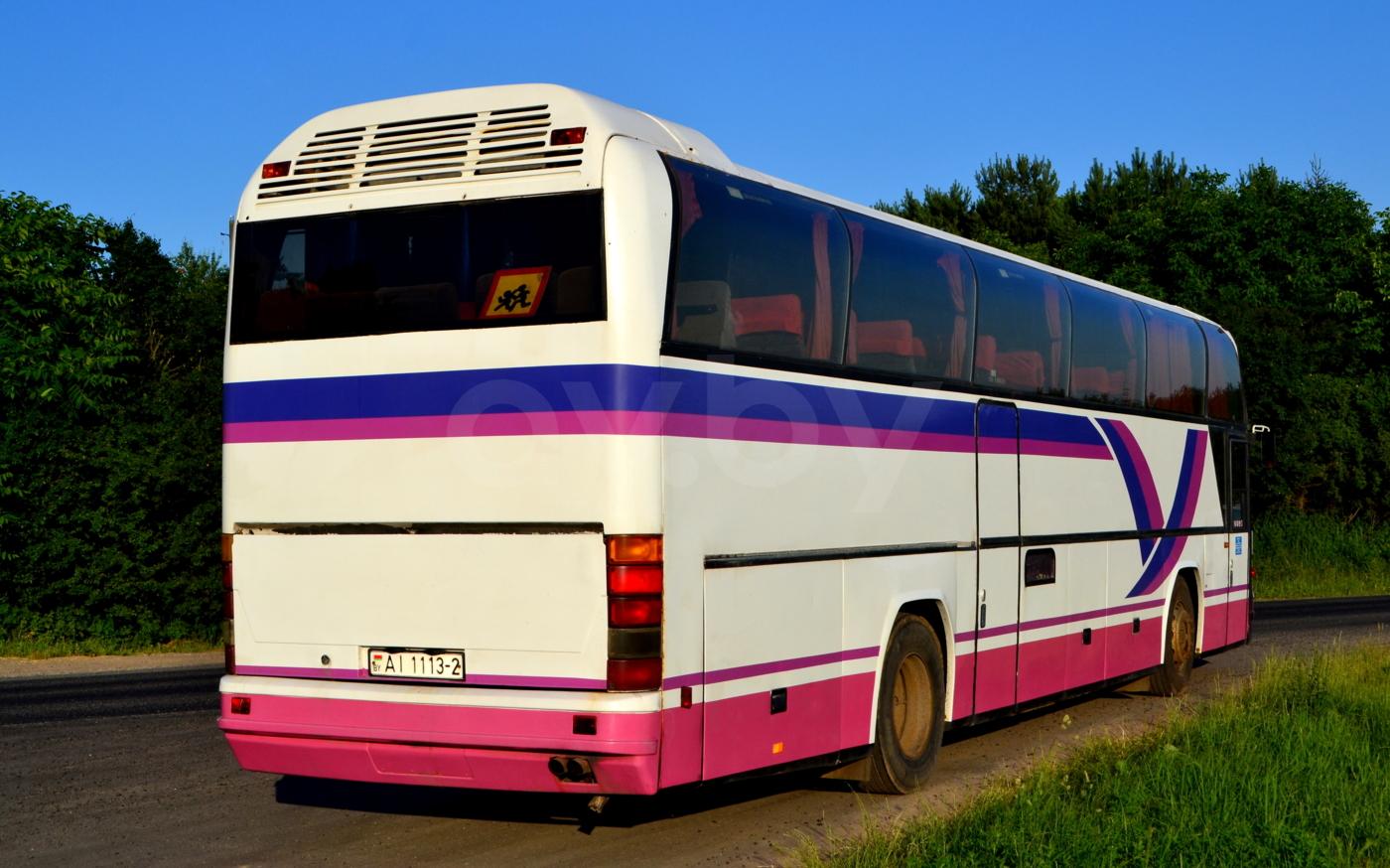 Neoplan N116, 1989 г.