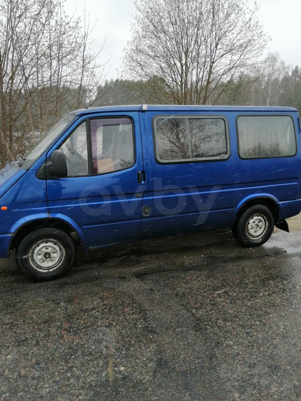 Ford Transit, 1996 г.