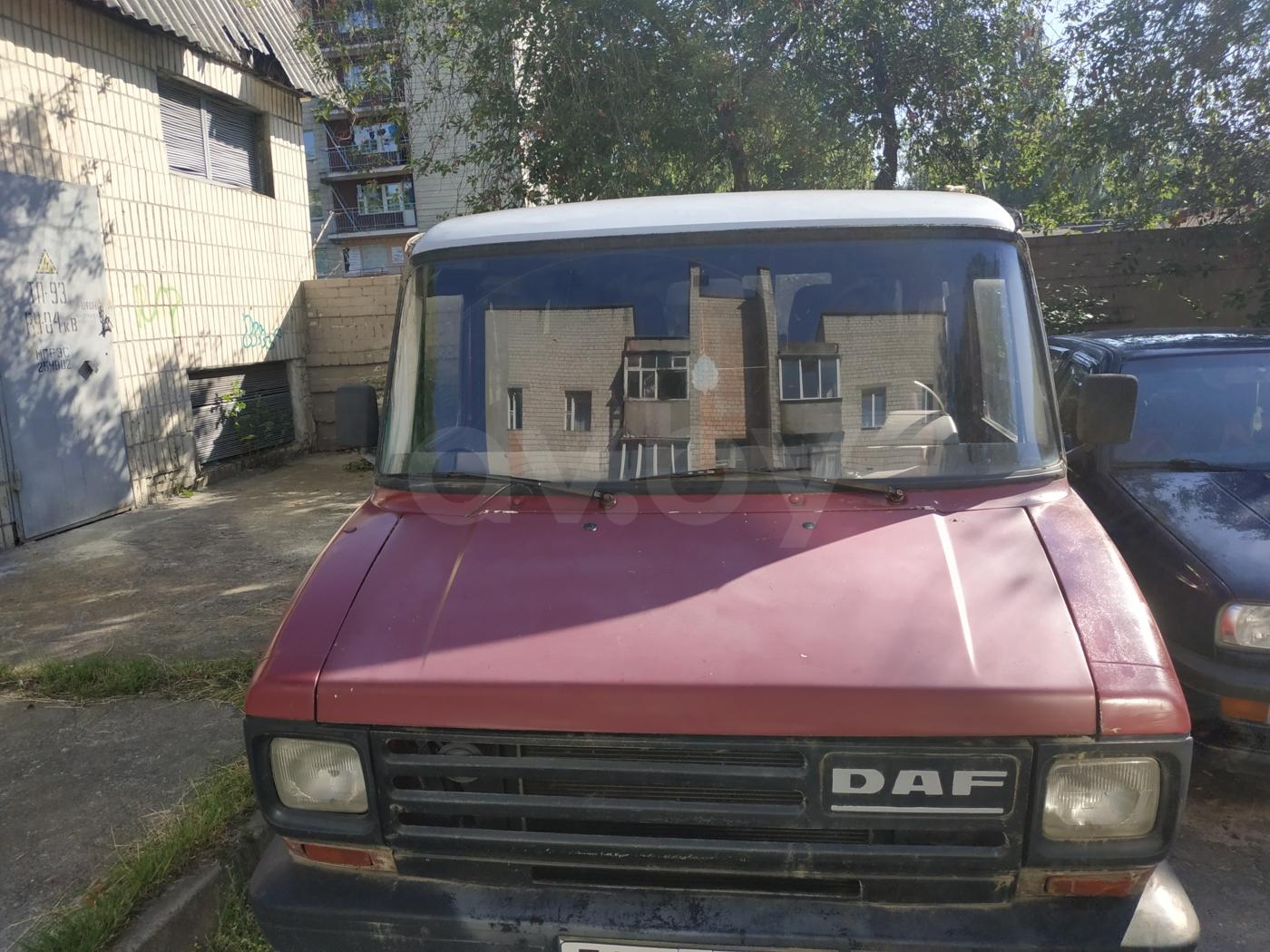 DAF 400, 1992 г.