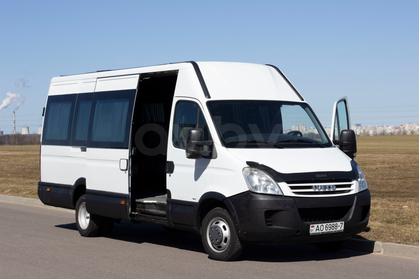 Iveco Daily 2.3 TDi, 2008 г.