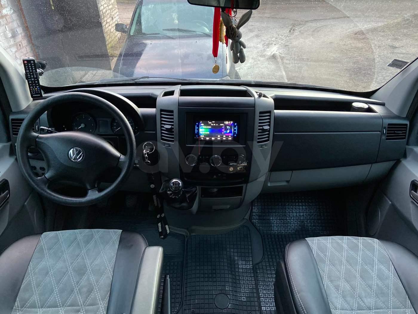 Volkswagen Crafter, 2015 г.