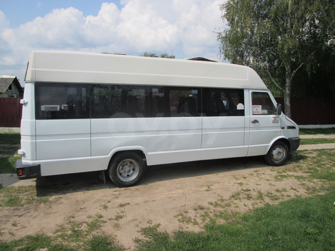 Iveco Daily 40-10, 1997 г.