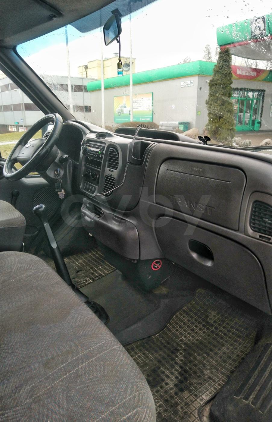Ford Transit 100T300, 2002 г.