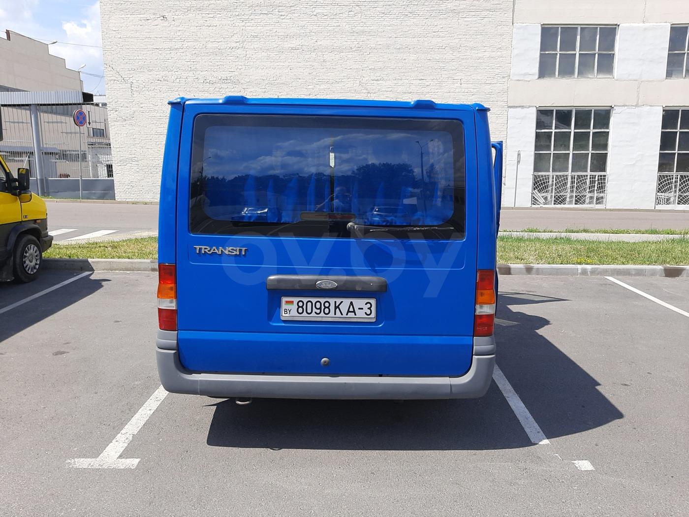 Ford Transit, 2003 г.