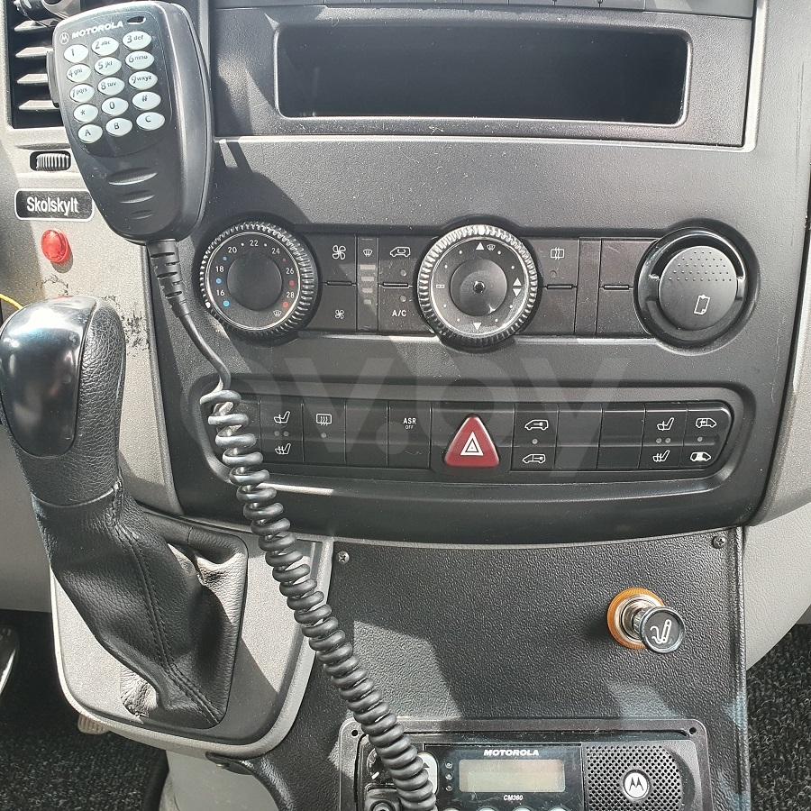 "Mercedes-Benz Sprinter 316 NGT ""метан"", 2010 г."