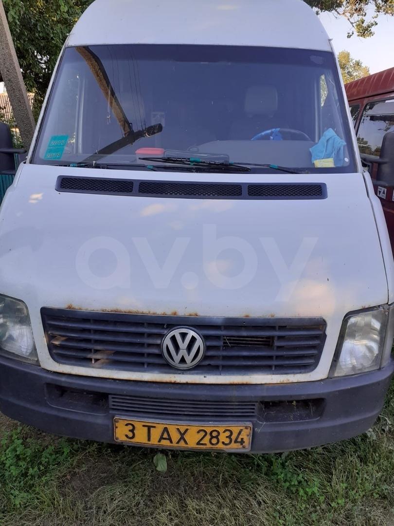 Volkswagen LT 46, 2004 г.