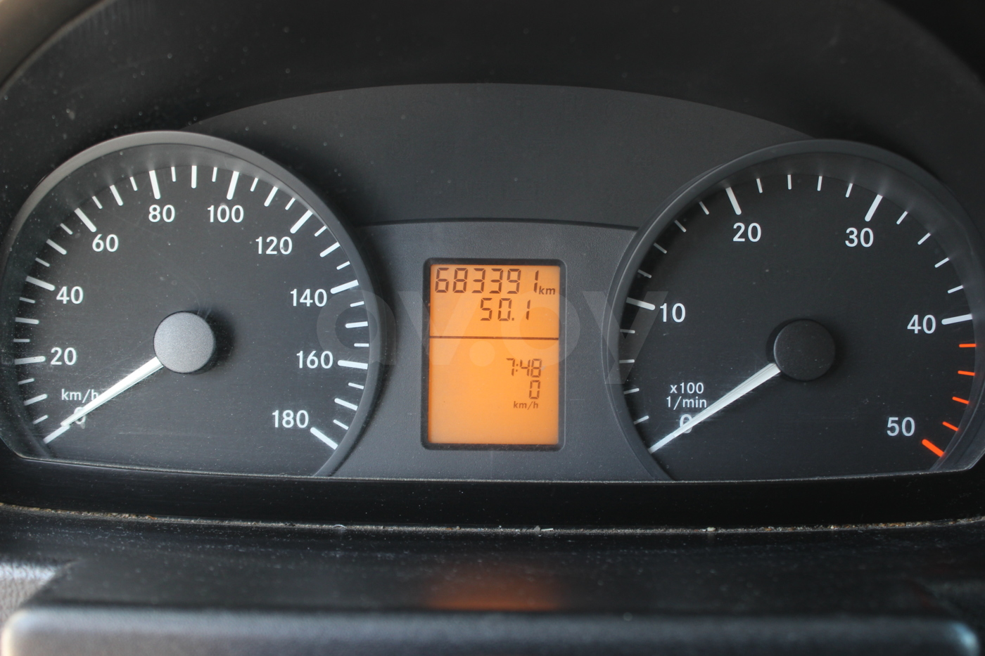 Mercedes-Benz Sprinter, 2006 г.