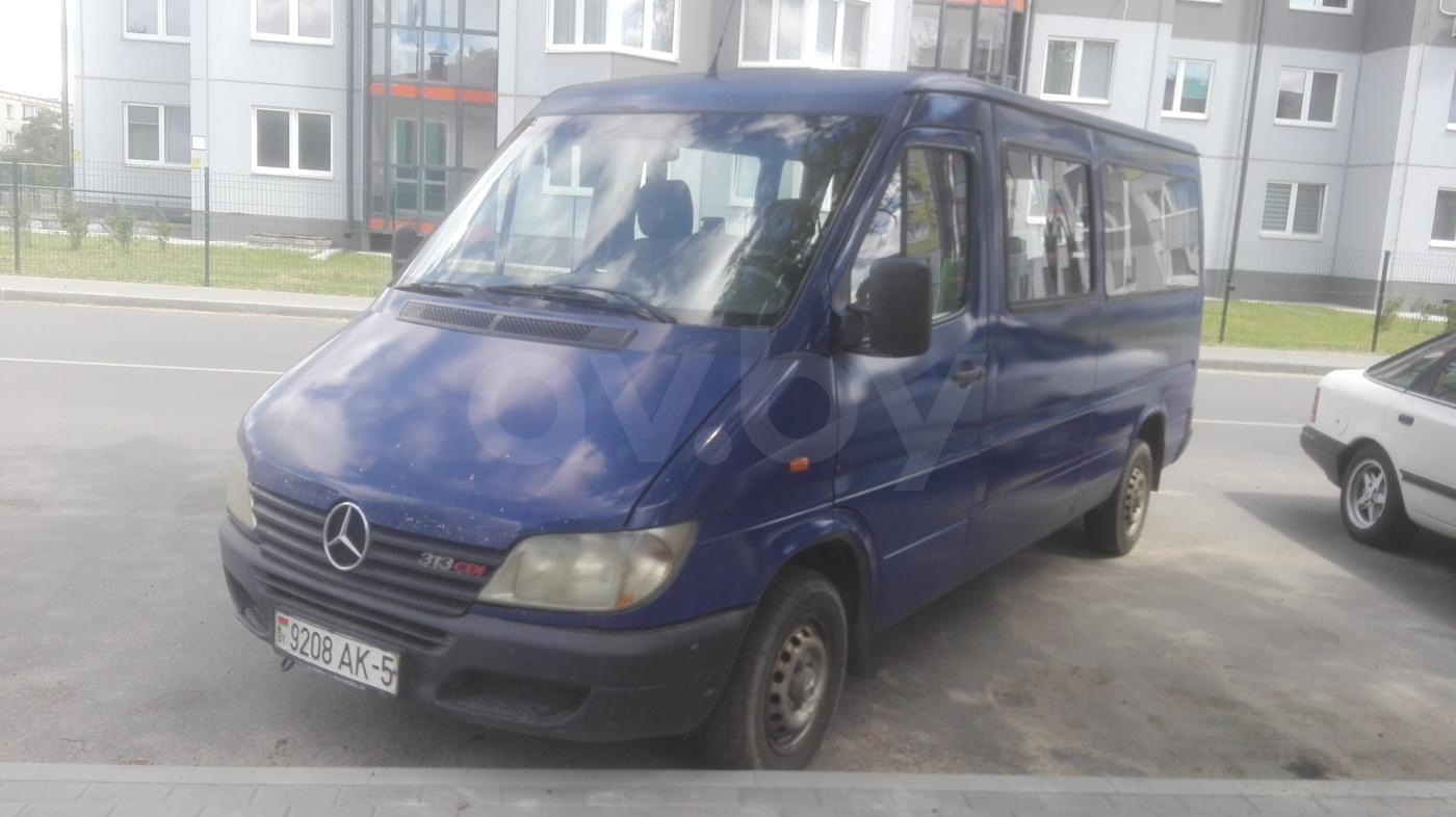Mercedes-Benz Sprinter 313CDI, 2000 г.