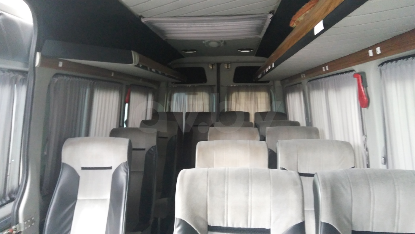 Volkswagen Crafter автобус, 2009 г.