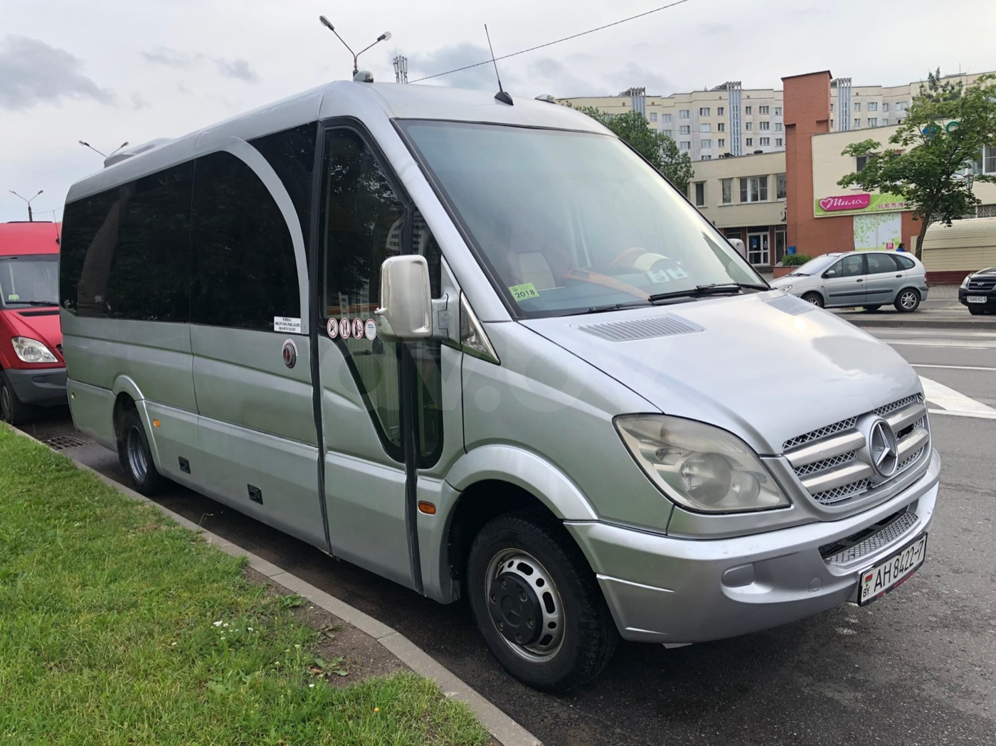 Mercedes-Benz Sprinter Transferrum, 2010 г.