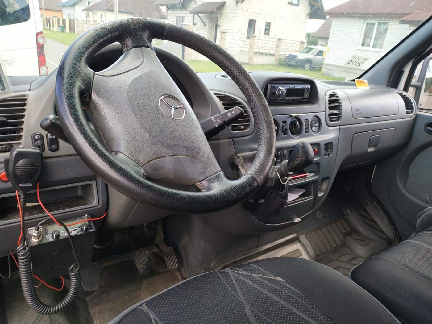 Mercedes-Benz Sprinter 213, 2002 г.