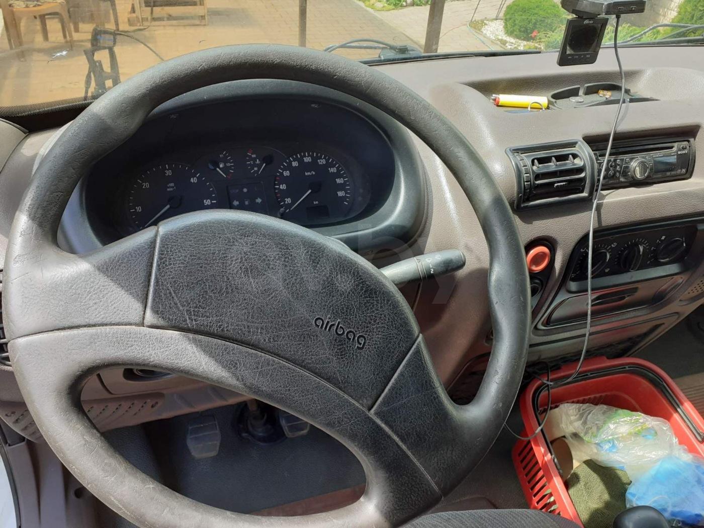 Opel Movano, 2000 г.
