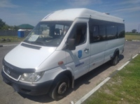 Mercedes-Benz Sprinter, 2008 г.