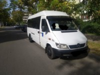 Mercedes-Benz Sprinter 904, 2008 г.
