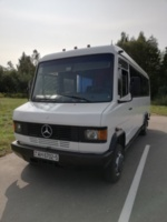 Mercedes-Benz T2 (407D-814D), 1994 г.