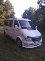 Mercedes-Benz Sprinter, 2001 г.