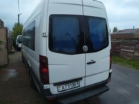 Volkswagen Crafter maksi long, 2007 г.