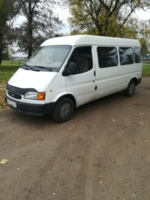 Ford Transit Транзит, 1999 г.